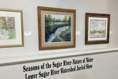 2018 Art Exhibit Opening Reception