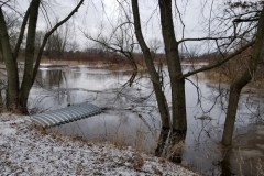 Seasons of the Sugar River - Winter Flooding in the Brodhead, WI Area